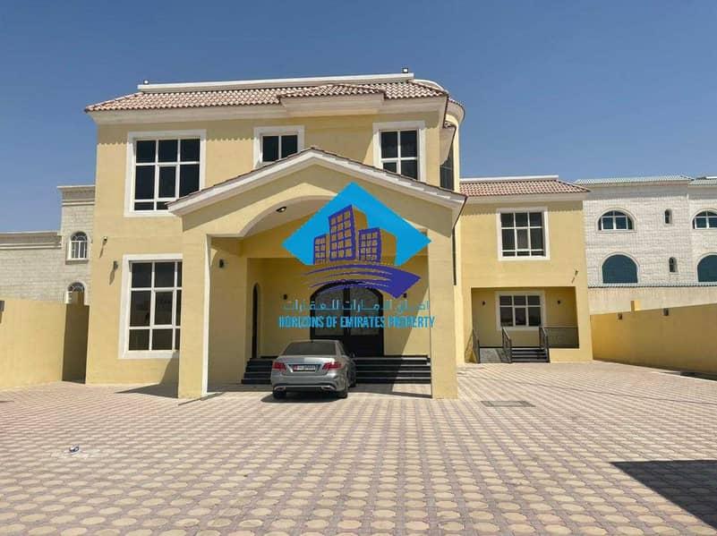 New luxury villa