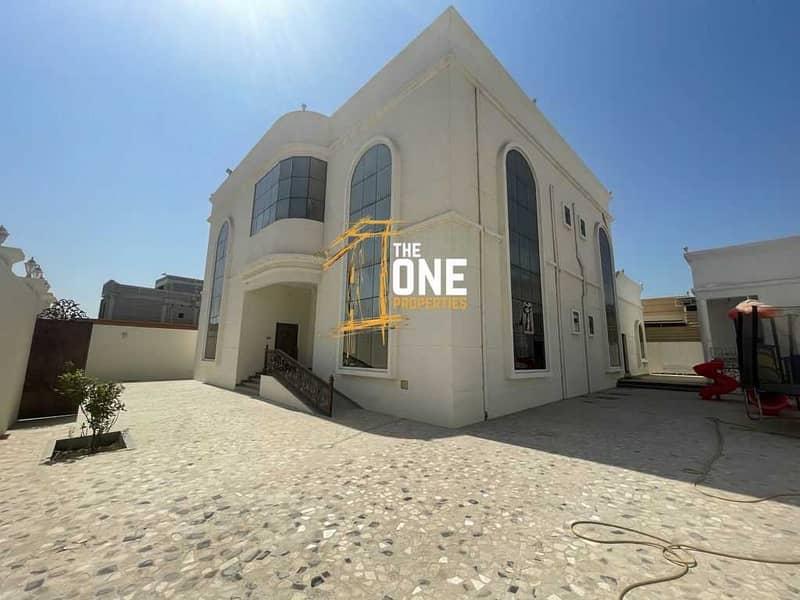 6 Bedroom Sea front Duplex Villa in Rams