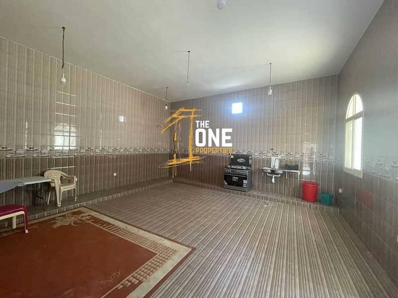 24 6 Bedroom Sea front Duplex Villa in Rams