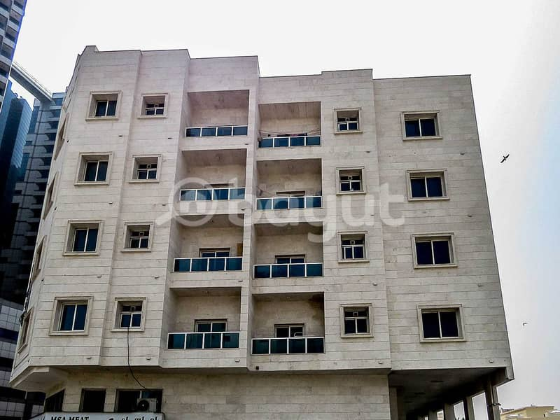 2 building for sale freehold in ajman