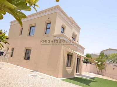 5 Bedroom Villa for Sale in Arabian Ranches 2, Dubai - EXCLUSIVE CORNER VILLA/ VACANT /5BEDROOM