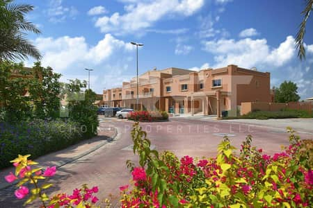 2 Bedroom Villa for Rent in Al Reef, Abu Dhabi - Below Market Price | Vacant Double Row Villa