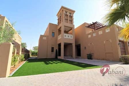 فیلا 5 غرف نوم للبيع في الفرجان، دبي - Genuine Listing /Vacant Unit/ Single Row