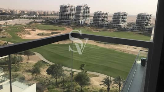 3 Bedroom Apartment for Sale in DAMAC Hills (Akoya by DAMAC), Dubai - Rented | Near Pool And Park | Golf View