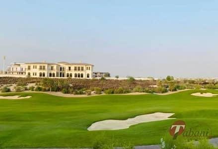 فیلا 6 غرف نوم للبيع في دبي هيلز استيت، دبي - Full Golf Course View   Type B2 with Private Pool