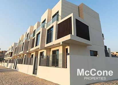 فیلا 4 غرف نوم للبيع في قرية جميرا الدائرية، دبي - Rooftop Pool l Modern Style l With Basement