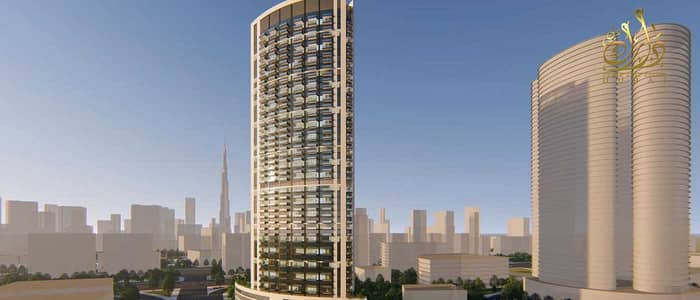 1 Bedroom Apartment for Sale in Business Bay, Dubai - Get Your Apartment In Business Bay And Pay 50% 4 Years Post Hand Over