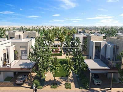 4 Bedroom Townhouse for Sale in Arabian Ranches 3, Dubai - 4 Bed Corner Unit - 3year PHPP