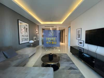 1 Bedroom Flat for Rent in Business Bay, Dubai - Higher Floor   Amazing View with Large Balcony   Fully Furnishing
