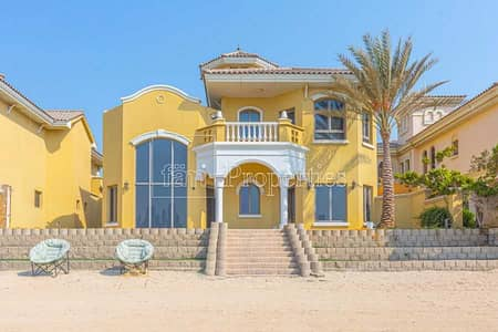 4 Bedroom Villa for Rent in Palm Jumeirah, Dubai - Gorgeous High Number Central Rotunda | Vacant