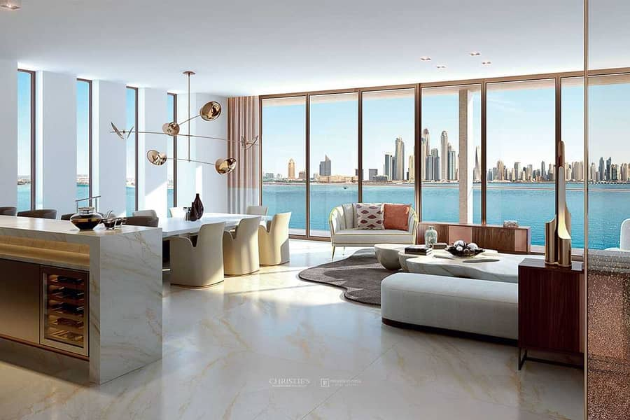 One of a kind. Luxury living at its best