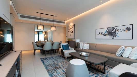 شقة فندقية 3 غرف نوم للبيع في جميرا بيتش ريزيدنس، دبي - Contemporary Home on Serene Beachfront