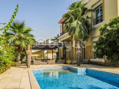 6 Bedroom Villa for Sale in Emirates hills for only AED 28.5 Million