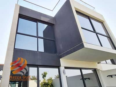 5 Bedroom Villa for Rent in Al Salam Street, Abu Dhabi - Modern Design 5 Bedroom Luxury Villa