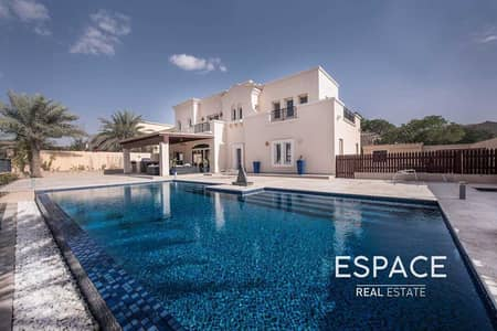 5 Bedroom Villa for Sale in Arabian Ranches, Dubai - Lake View - Fully Upgraded - Private Pool