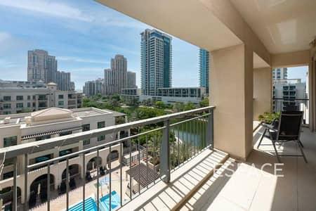 فلیٹ 3 غرف نوم للبيع في ذا فيوز، دبي - Exclusive | Immaculate 3BR with Large Terrace