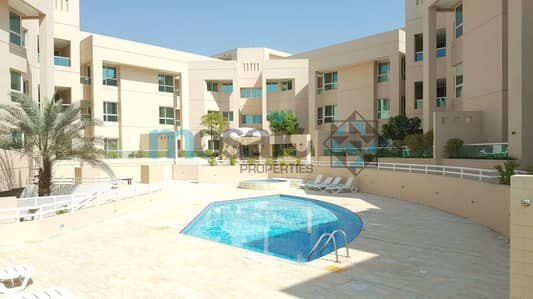 2 Bedroom Flat for Rent in Al Hudaiba, Dubai - 2BR Exclusively for Family in Al Hudaiba