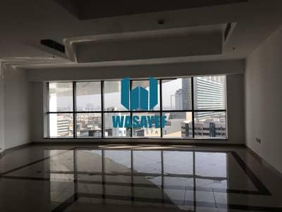 3 Bedroom Apartment for Rent in Bur Dubai, Dubai - 3BR + Maids   FAB Building   Burj Khalifa View