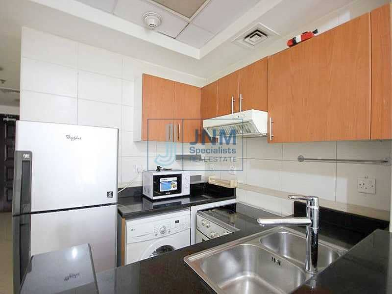 11 Spacious 1 BR | Community View | Concorde Tower