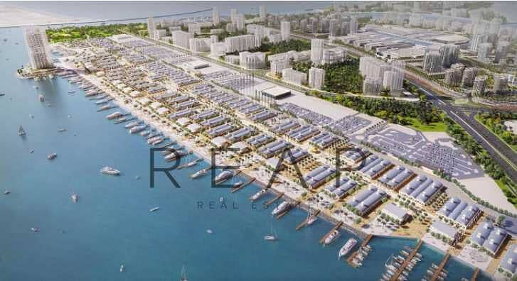 WATERFRONT PLOT FOR HOTEL|DEIRA ISLAND|PRIME AREA