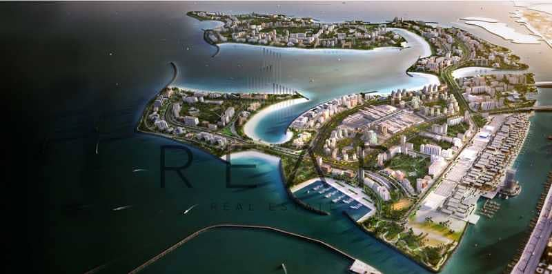 2 WATERFRONT PLOT FOR HOTEL|DEIRA ISLAND|PRIME AREA