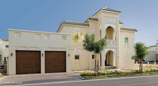 4 Bedroom Villa for Sale in Al Furjan, Dubai - Independent Villa in Furjan | Greenery Place | Away from the City