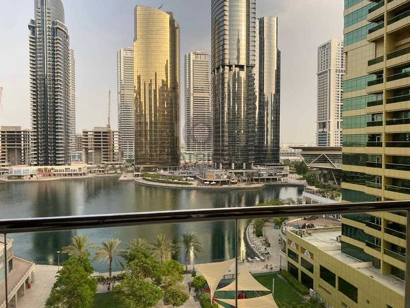 12 global lake view Tower amazing breathtaking view 2 bedroom