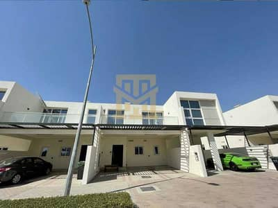 3 Bedroom Townhouse for Sale in DAMAC Hills 2 (Akoya Oxygen), Dubai - Brand New  Type XUBB 3Beds+M   Middle Unit  Single Row