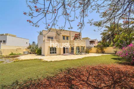 6 Bedroom Villa for Rent in The Meadows, Dubai - Type 8   Kitchen Upgraded    Huge Plot   Vacant