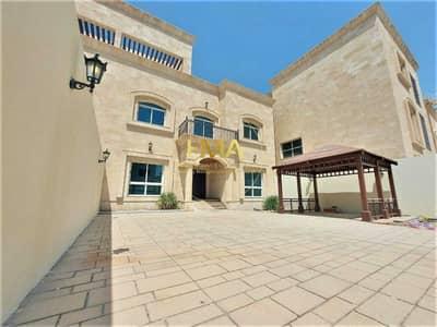 6 Bedroom Villa for Rent in Al Nahyan, Abu Dhabi - special villa in Al Nahyan - inside barking for 2cars- high finishing