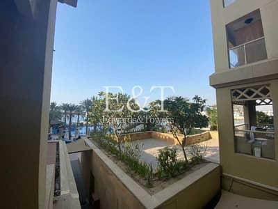 فلیٹ 1 غرفة نوم للبيع في نخلة جميرا، دبي - Vacant | Sea Views | Beach Access