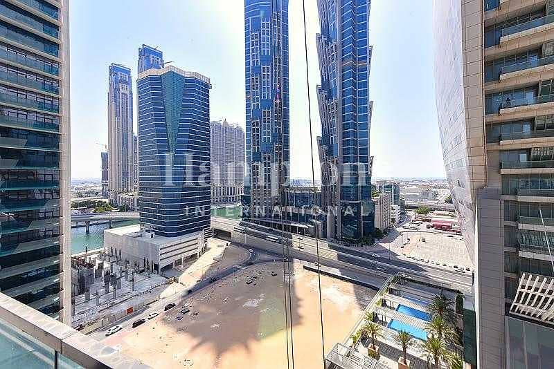11 High Floor | Amazing View | Managed Unit