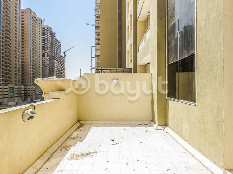 ONE BEDROOM NOW AVAILABLE FOR RENT WITH BIG PODIUM IN ATTRACTIVE PRICE