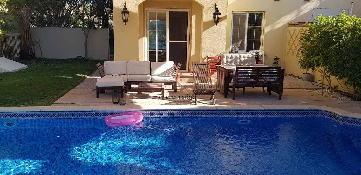 20 2BR Villa | Type 4M | Private Swimming Pool