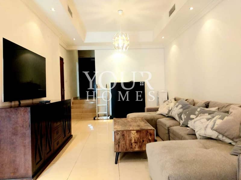 8 SB | Fully Furnished 3 Bed+Maid | Private Garden