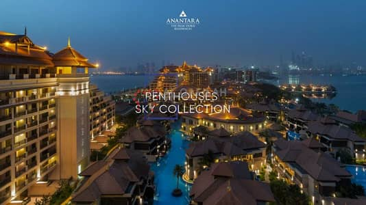 4 Bedroom Penthouse for Sale in Palm Jumeirah, Dubai - NO COMMISSION   HANDOVER SOON   SEA VIEW  