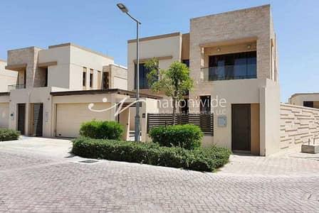 5 Bedroom Villa for Sale in Saadiyat Island, Abu Dhabi - Majestic Home | Corner Villa | Type 6 | Own Pool