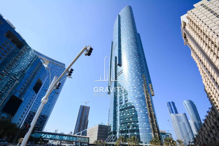 2 2 Bedroom Apartment in Sky Tower| Al Reem Island