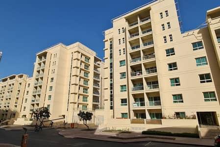 شقة 1 غرفة نوم للايجار في الروضة، دبي - جاهز للسكن في الطابق الخشبي المحدث من غرفة نوم واحدة بإطلالة على مجتمع الظفرة 3