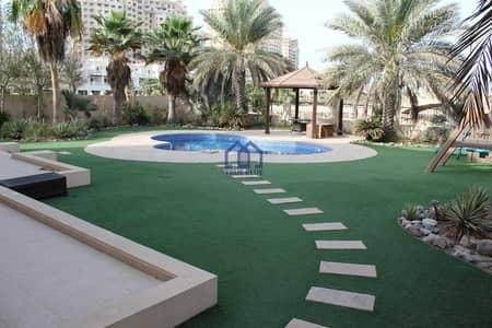 فیلا 4 غرف نوم للبيع في قرية الحمراء، رأس الخيمة - Relaxing 4 BR| Corner Unit| Private Pool| Lake & Golf View