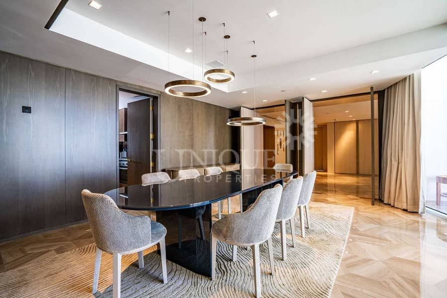 13 Luxury Penthouse   Sea & Marina View   High Floor