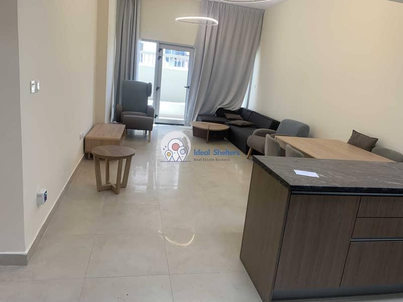 شقة في سامية عزيزي الفرجان 2 غرف 70000 درهم - 5397636