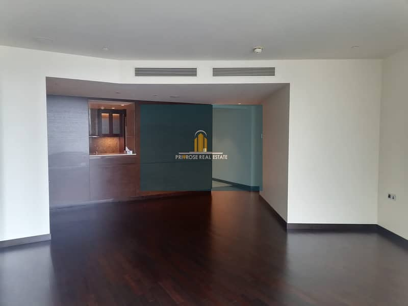 High Floor   Unfurnished   Spacious Apartment