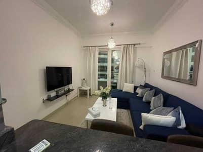 فلیٹ 1 غرفة نوم للبيع في دبي مارينا، دبي - Manchester Fully Furnished and upgraded 1 BHK