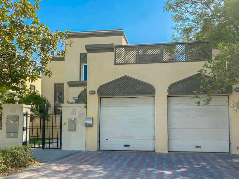 18 Jumeirah Park. Large Regional 3 Bedroom Plus Maid