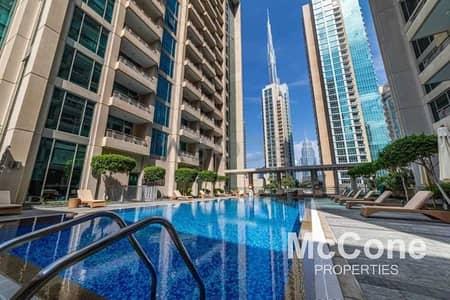 شقة 1 غرفة نوم للبيع في وسط مدينة دبي، دبي - View Today | Modern Design | Prime Location