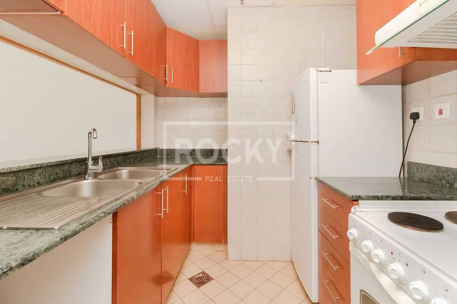 2 1 Bed   Balcony   Kitchen Appliance