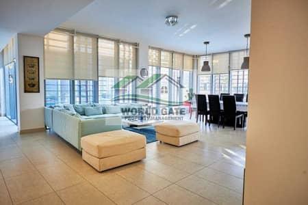 5 Bedroom Villa for Sale in Al Raha Beach, Abu Dhabi - A Huge Family Home in this Elegant Duplex