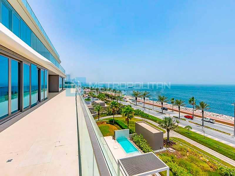 Genuine Resale | Opulent Penthouse | Alluring View