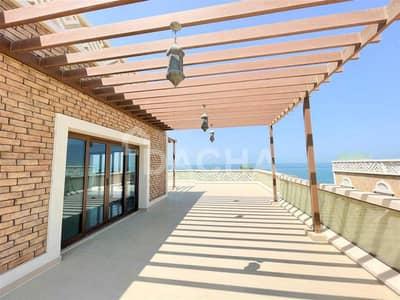 6 Bedroom Villa for Rent in Palm Jumeirah, Dubai - 4 Levels Villa / Brand NEW / Must see Unit